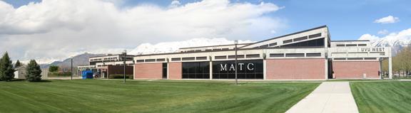 Panoramic photo of MATC