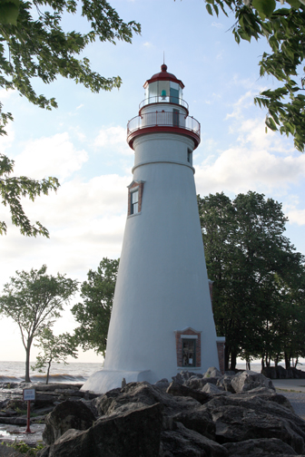 Marblehead Lighthouse, Sandusky Penninsula