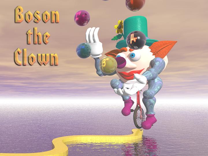 Boson the Clown