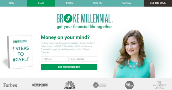 Follow Friday – Broke Millennials