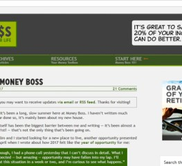 Follow Friday – Money Boss