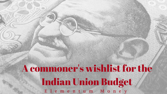 Indian union budget wishlist