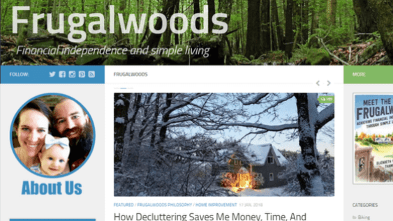Follow Friday Frugalwoods
