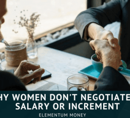Why Women Don't Negotiate Their Salary