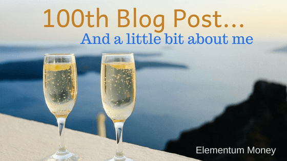 100th Blog Post… And more about me
