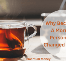 Why Becoming a Morning Person Changed My Life
