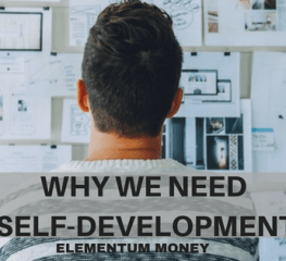 Why We Need Self-Development