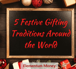 5 Festive Gifting Traditions Around the World