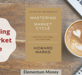 Mastering The Market Cycle – Howard Marks