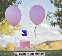 Elementum Money turns 3!
