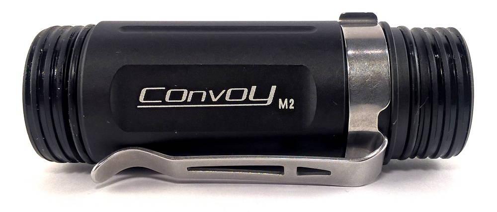 Convoy M2 test és klipsz
