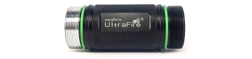UltraFire F13 test