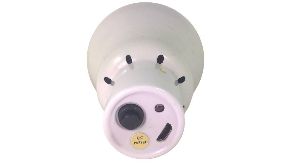 S1200 LED bulb hátulról