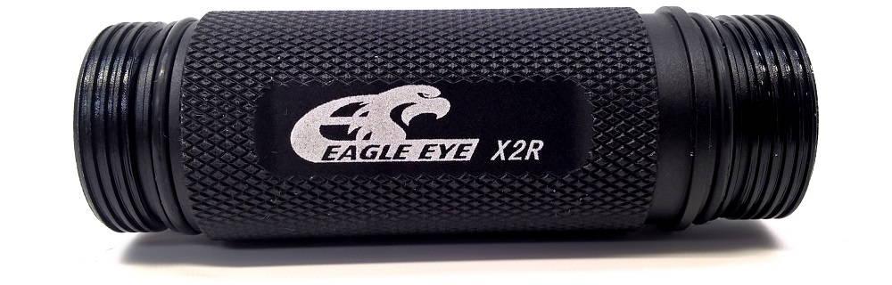 Eagle Eye X2R test oldalról