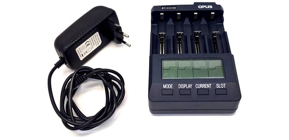 OPUS BT-C3100 tartozékok