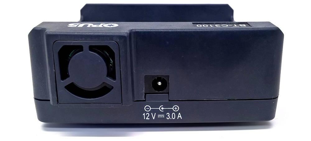 OPUS BT-C3100 hátulja