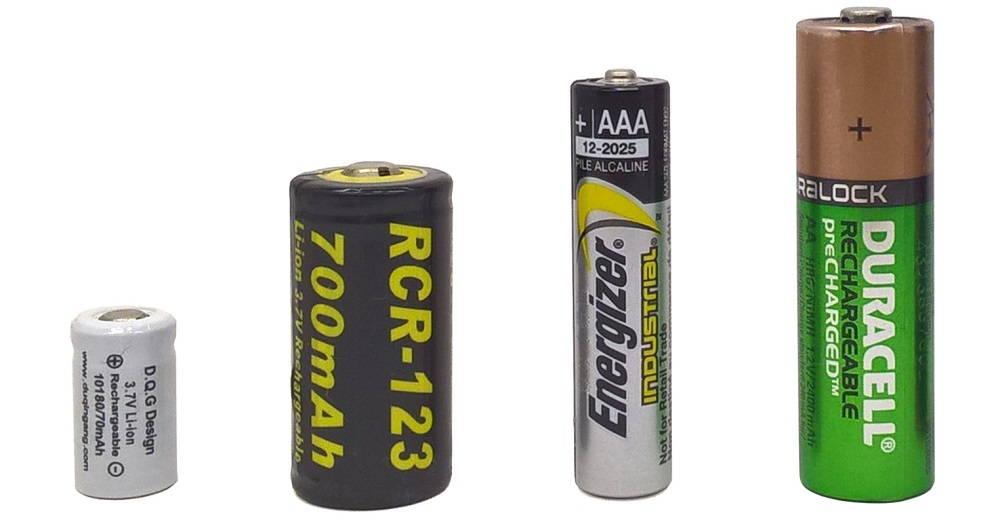Zanflare F6 akkumulátor
