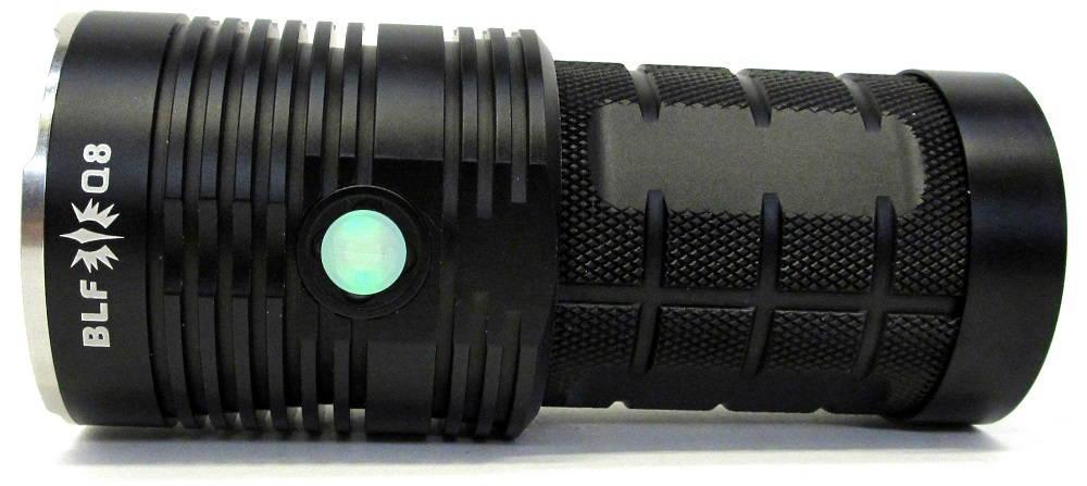 BLF Q8 gombvilágítás