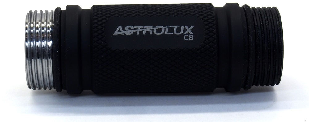 Astrolux C8 test
