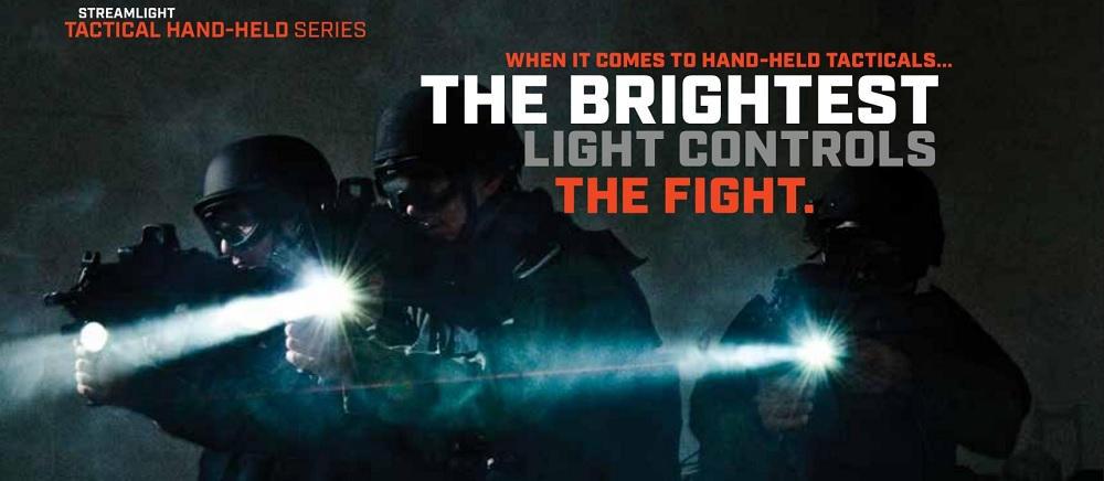 Stroboszkóp STREAMLIGHT Tactical-handheld series banner