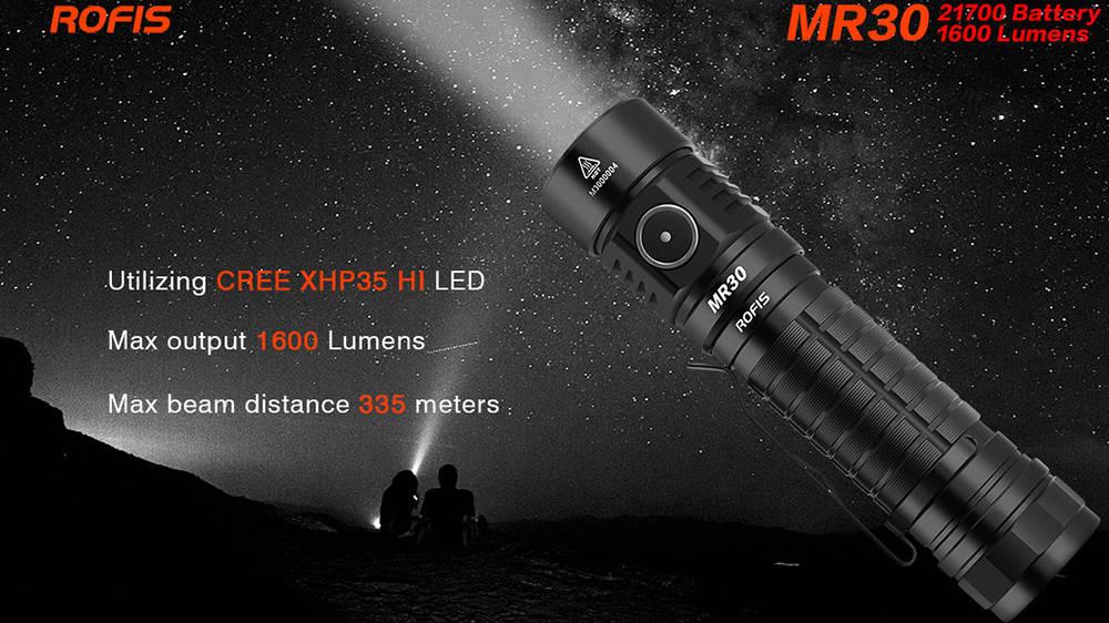 Rofis MR30 options banner