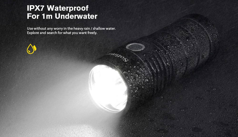 Sofirn SP36 waterproof banner