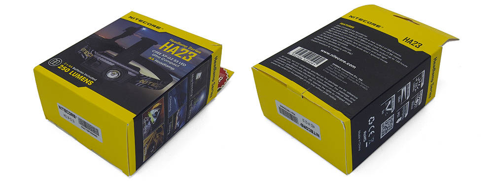 Nitecore HA23 doboza