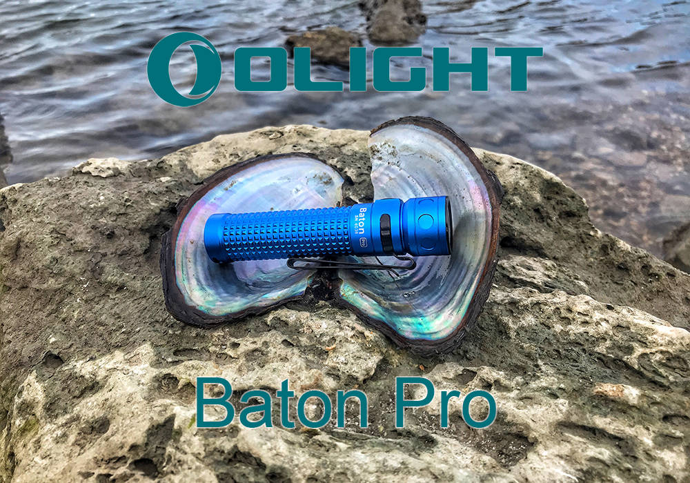 Olight Baton Pro borító