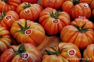 Tomates Monte Rosa