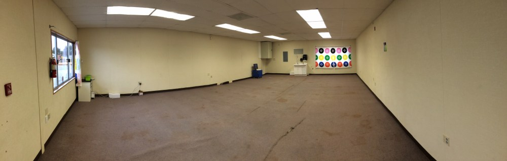 Making a Makerspace: The Physical Space is (relatively) Finished! (1/6)