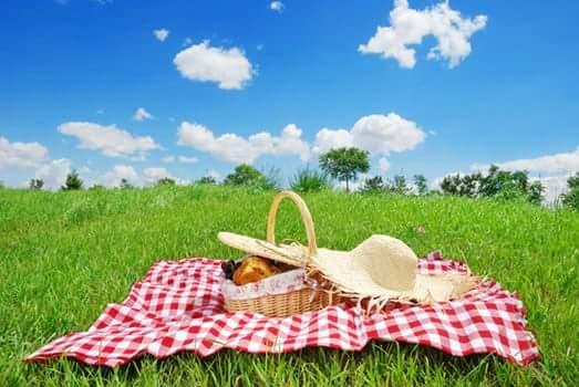 Ви посакуваме убав викенд во природа