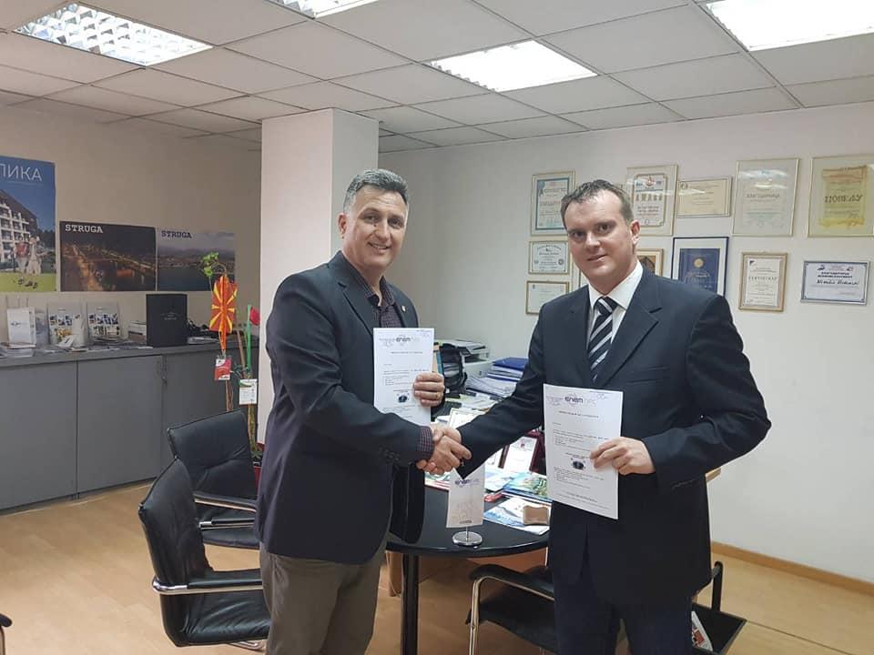 Потпишан меморандум за соработка помеѓу ЕЛЕМ ТУРС и ЦЕМС
