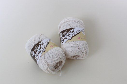 Yarn Used for Lily crochet runner