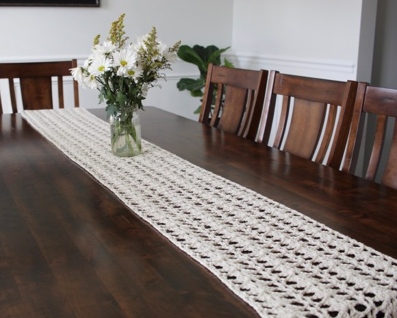 The Lily Table Runner