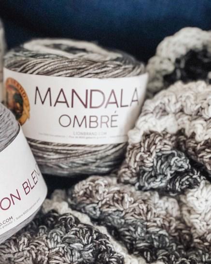 The Summer Storm Crochet Blanket Yarn