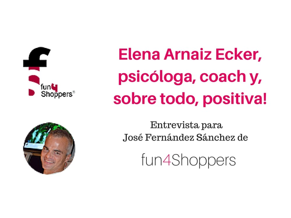 Elena Arnaiz Entrevista Coaching