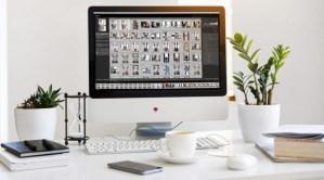 photo editor, graphic design, web design