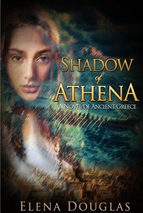 SHADOW OF ATHENA is due out on June 13, 2017