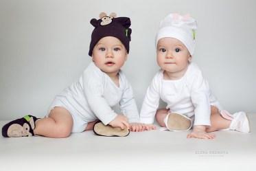 Фотосъемка близнецов