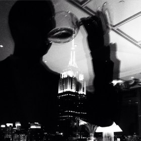 A toast to Empire State. January 31, 2014