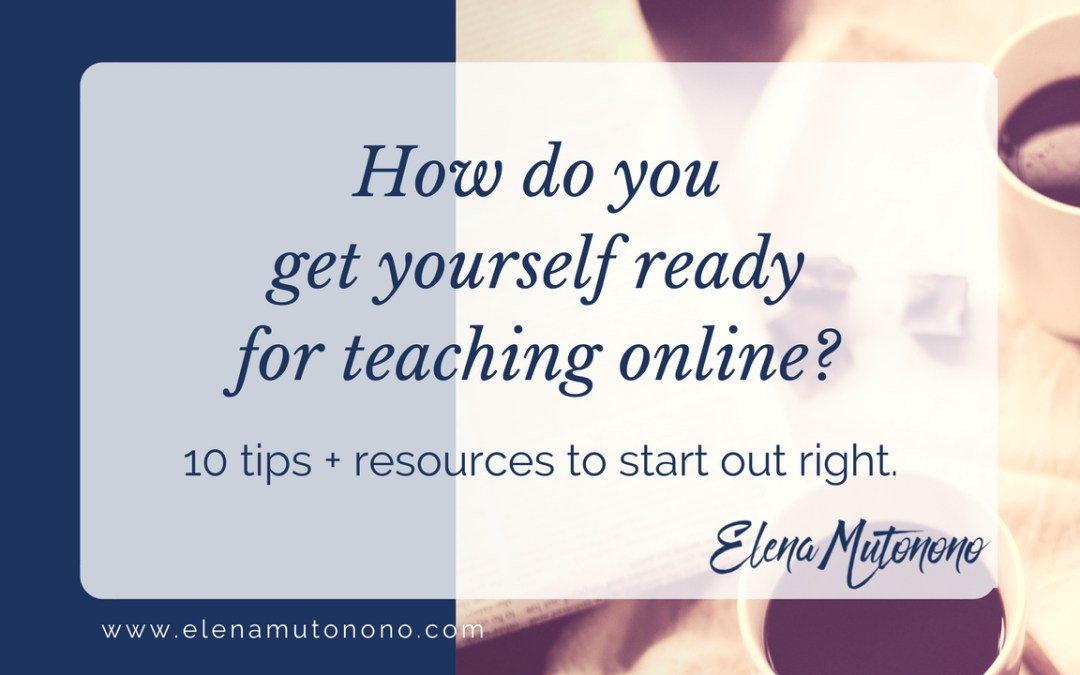 How to get yourself ready for a smart and successful online business