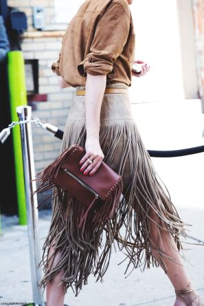 Olivia Palermo, street style