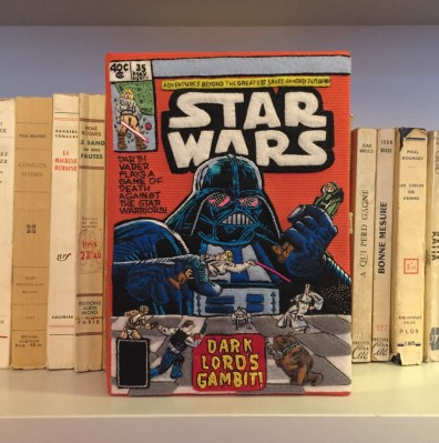 olympia le tan book clutch star wars 1