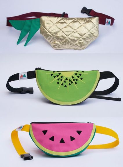 borsete fructe