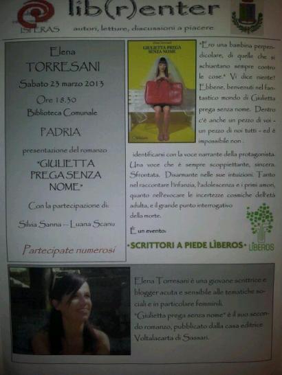 Padria - Associazione Isperas