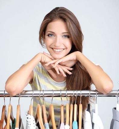 de compras a tu closet