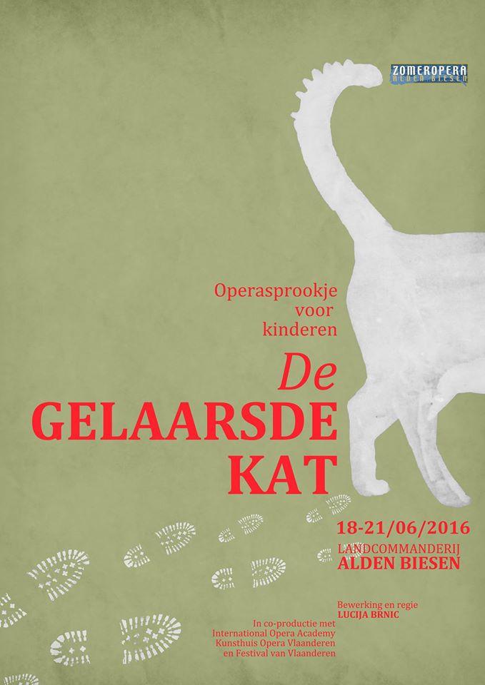 Opera Vlaanderen Puss in boots De Gelaarsde kat