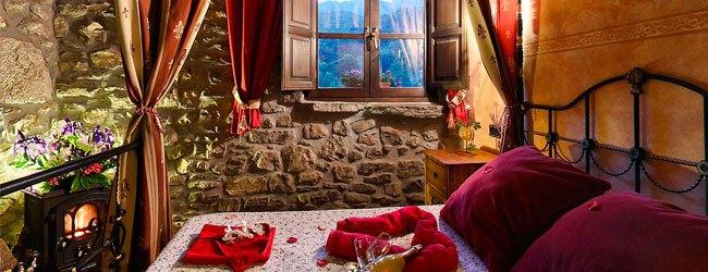 San Valentín en el Encanto del Valleval | Picos de Europa