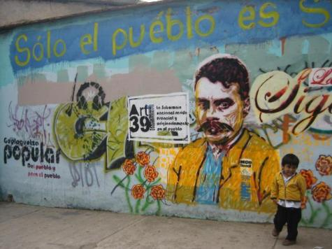 Zapata Lives, the Struggle Continues