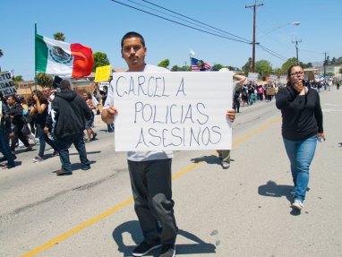 Carcel A Policias Asesinos (Jail Killer Cops)